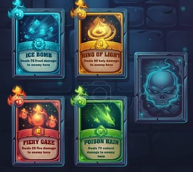 Digital Collectible Card Game 2