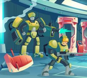 Strategy 5 (robots)