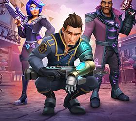 Heroes of Warland 1
